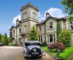 Blackwood Mansion, Scotland - Castles for Rent in Scotland - Oliver's Travels
