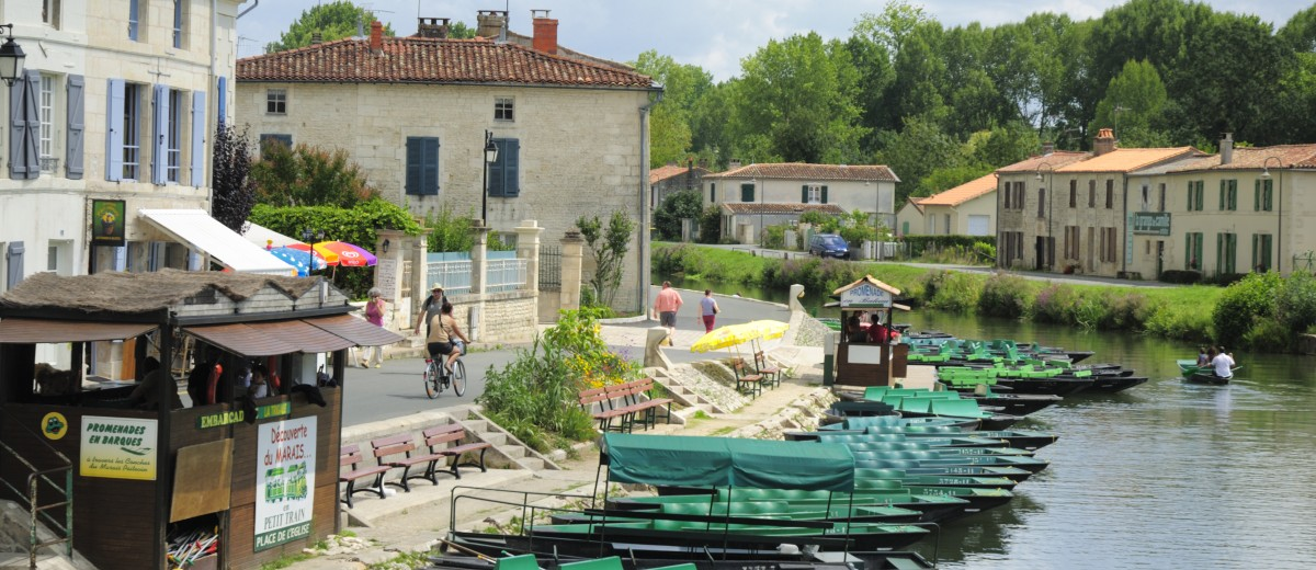 Coulon,Charente -France IStock