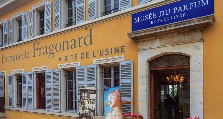 Fragonard Perfume Museum, Grasse, France