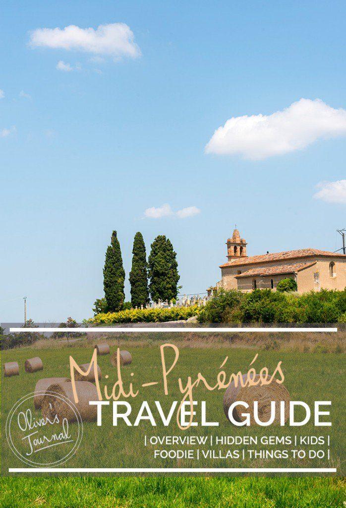 Midi-Pyrénées Travel Guide