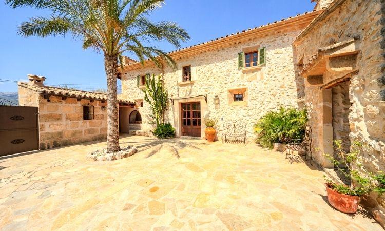 Porto Pintoresco, Mallorca, Villas in Mallorca
