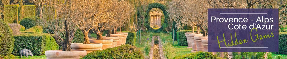 Provence - Cote d'Azur - Hidden Gems