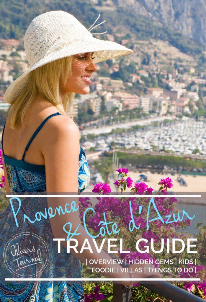 Provence & the Côte d'Azur Travel Guide