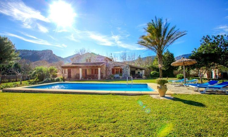 Villa Jaso, Mallorca, Villas in Mallorca
