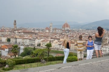 Family activities in Tuscany