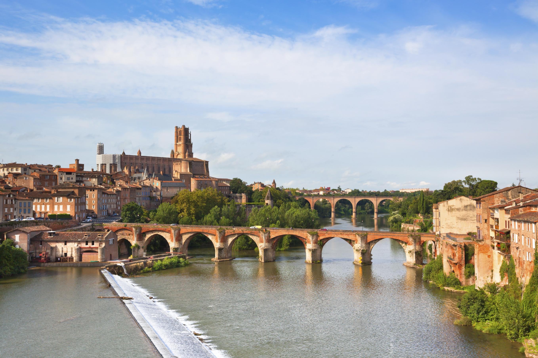 Vremea în Toulouse acum