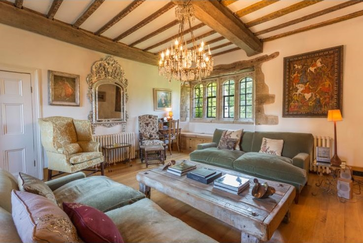 Cotswold Manor - Sleeps 10