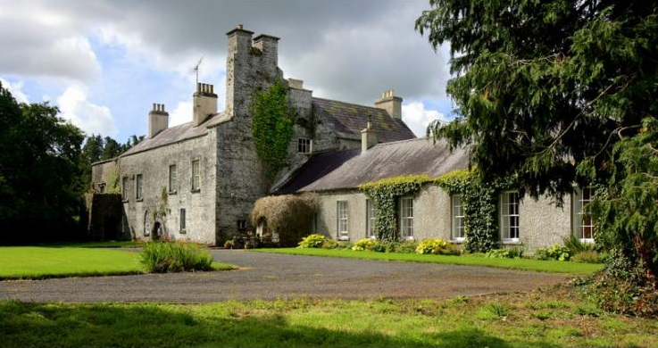 Irish Country Castle - Sleeps 16