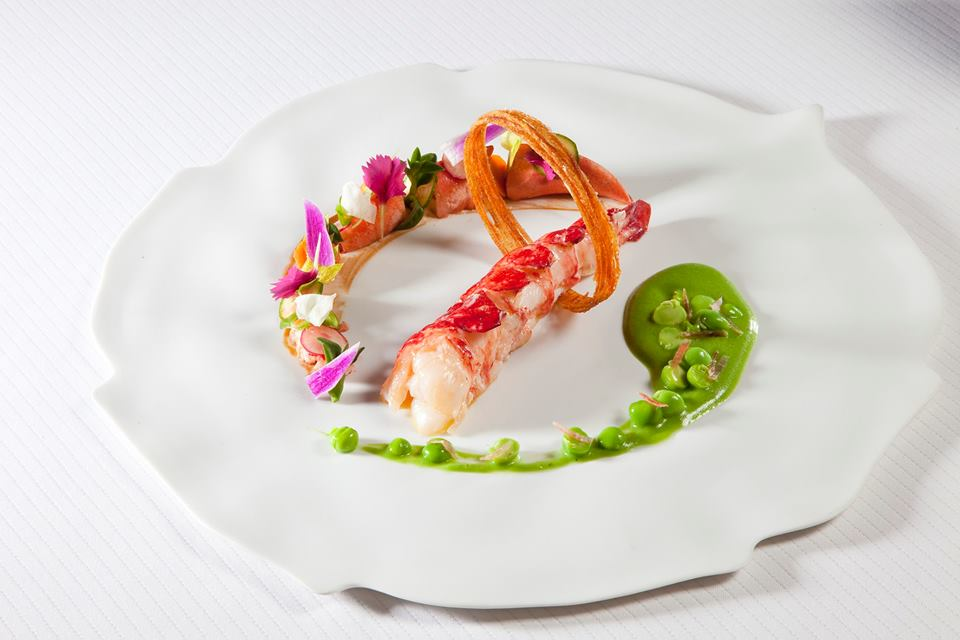 Thierry Drapeau - Fine dining restaurant