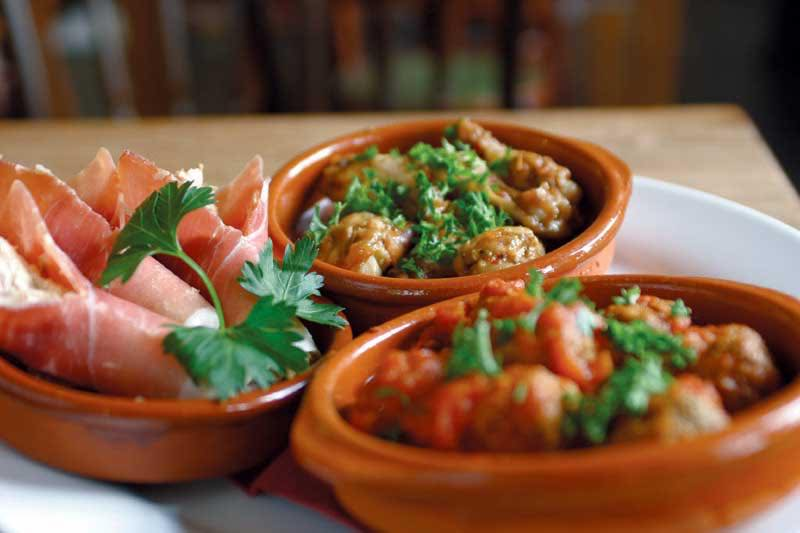 Tapas Trail - Tour - Ireland