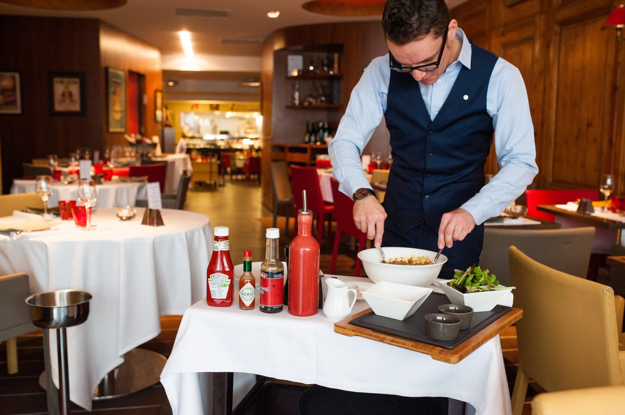 grgory coutanceau restaurant - La Table D Elise Le Mans