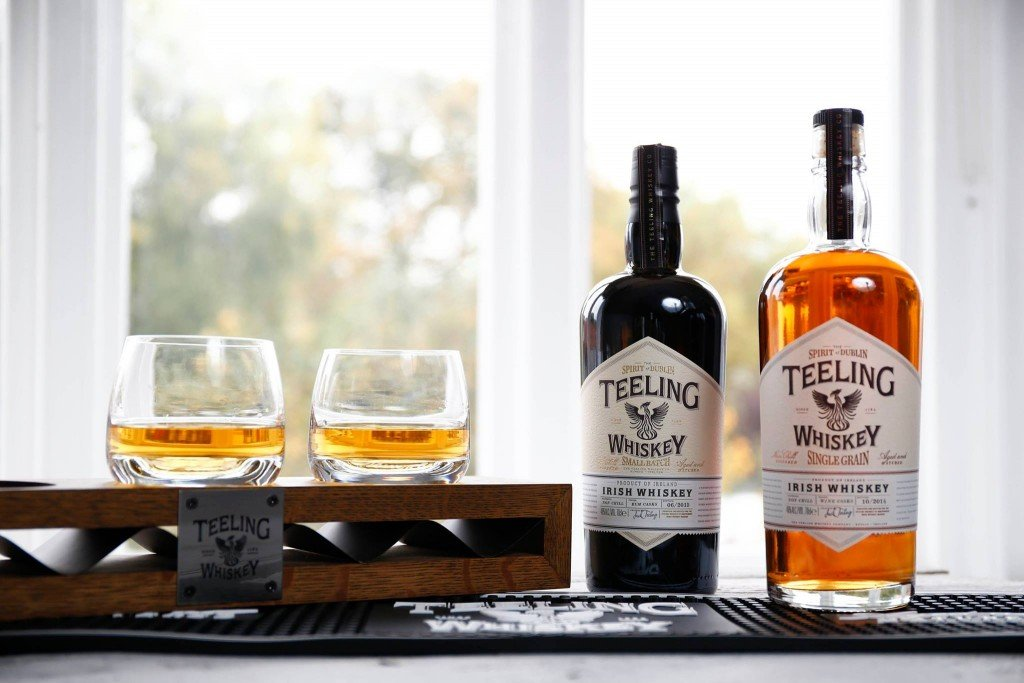 Teeling whiskey - Food/Beverages - Ireland