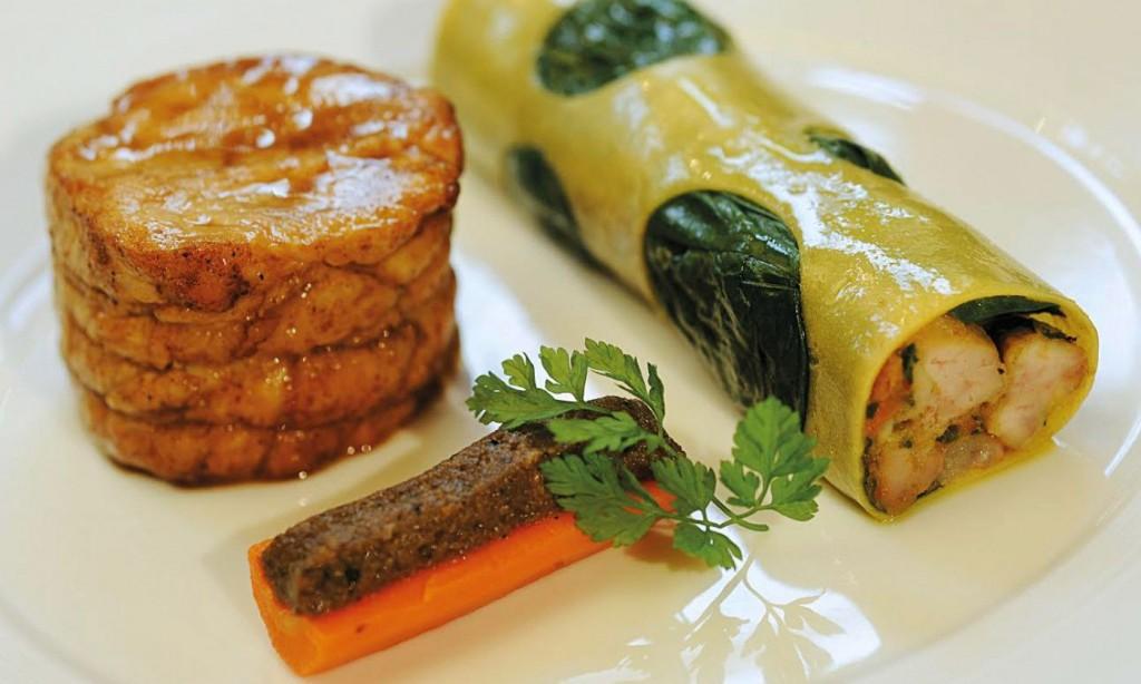 Restaurant La Ruelle - Fine dining restaurant