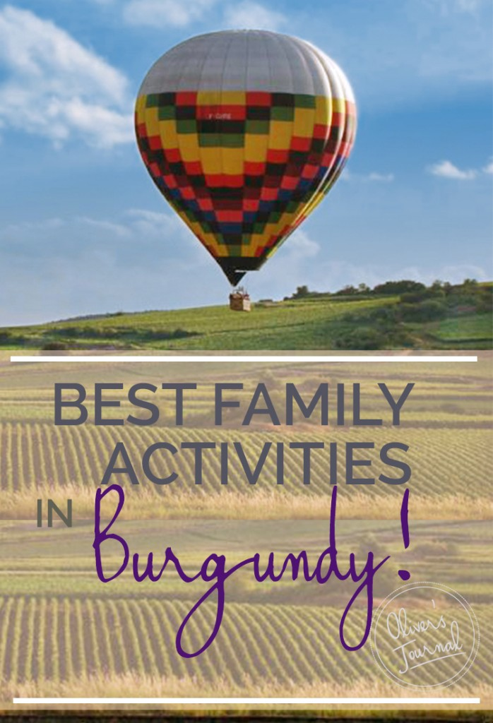 BEST FAMILY ACTIVITIES IN Burgundy
