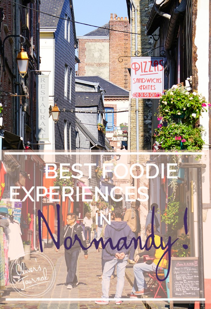 Best foodie experiences in Normandy