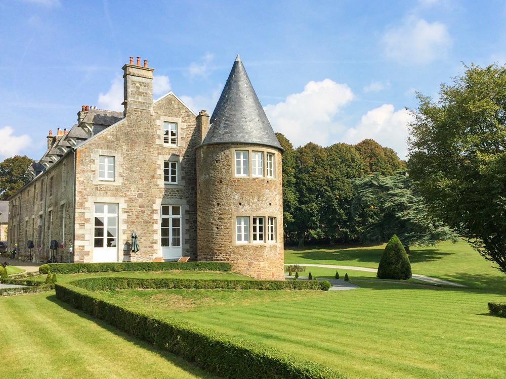 Chateau Quatre Saisons - Normandy - Sleeps 20