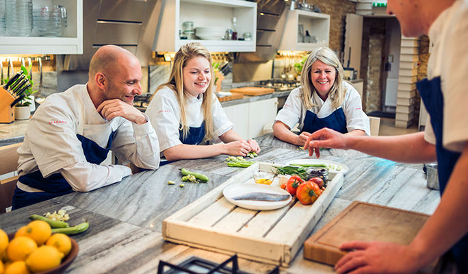 Daylesford Cookery School - Cotswolds