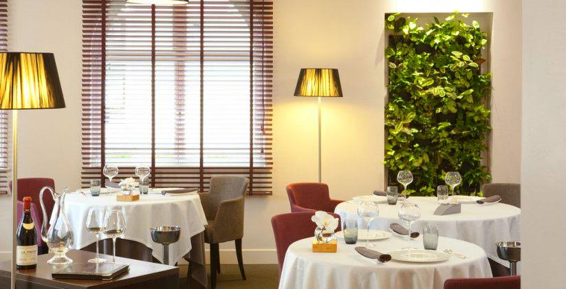 Restaurant Frédéric Doucet - Burgundy