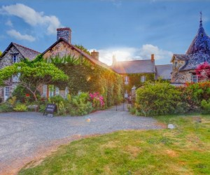 Manor de Chalandes, Brittany - Luxury French Chateaux - Oliver's Travels