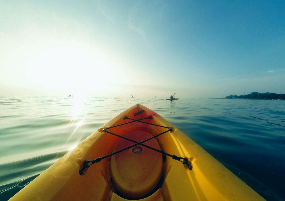 Irish Adventures - Kayaking