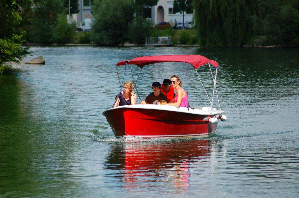 Les Bateaux Rouges - Vendée & Charente