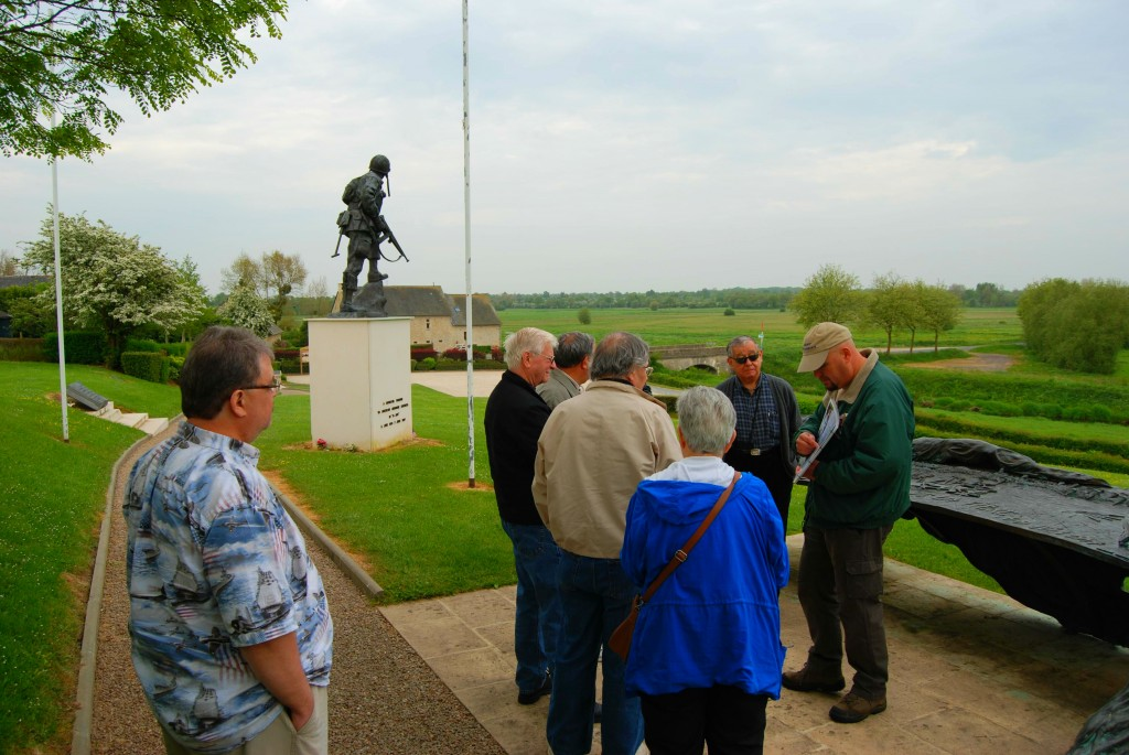 The D-Day historian tour - Normandy
