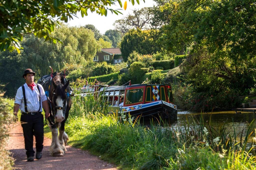 Tiverton Canal Co. - Devon
