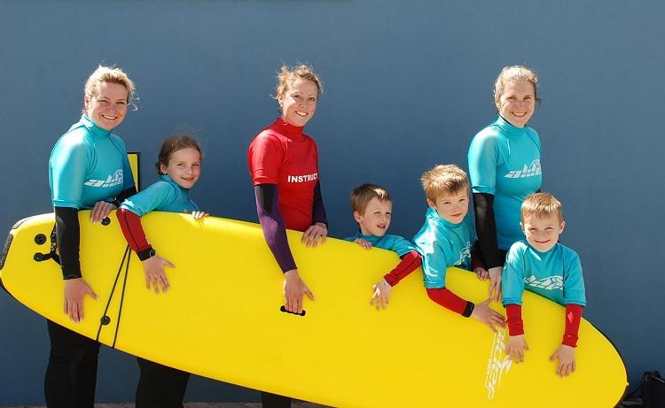 North Devon Surf School - Devon