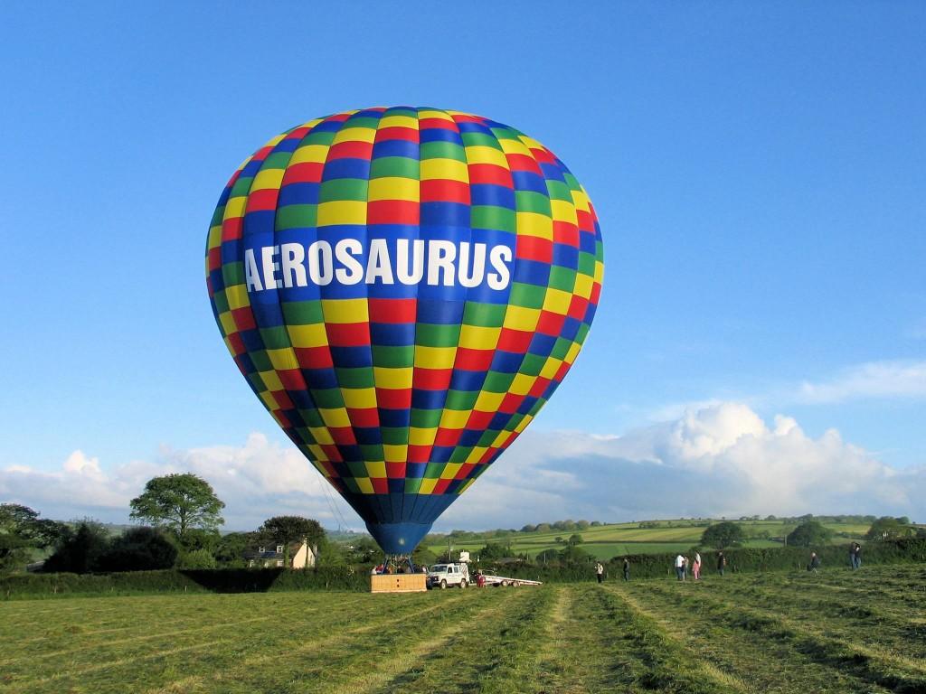 Aerosaurus Balloons - Devon