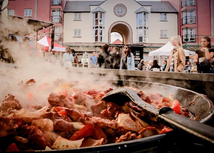 Exeter Street Food