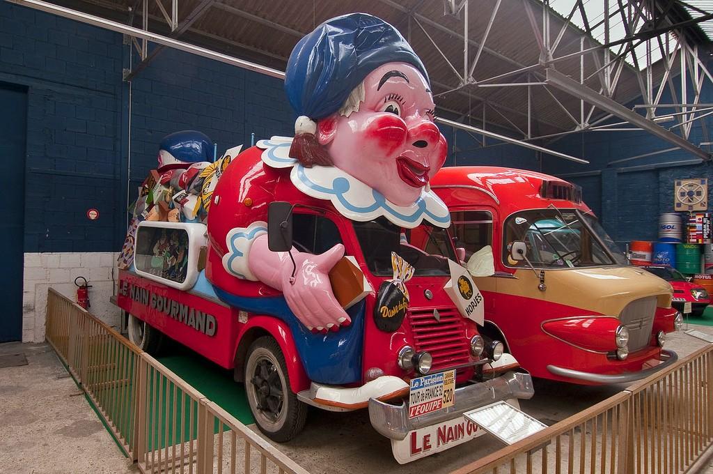 Musée Automobiles Reims