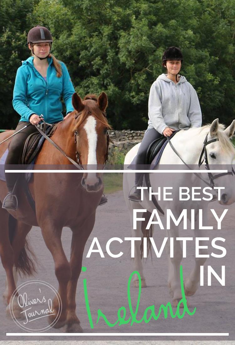The best family activities in Ireland