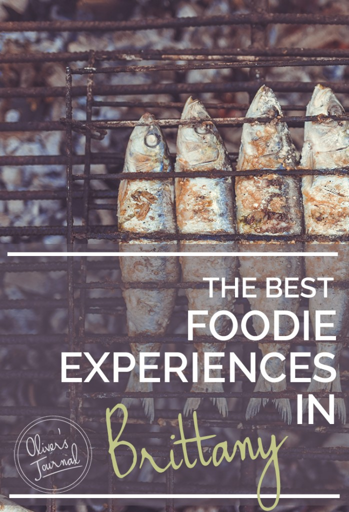 The best foodie experiences in Brittany
