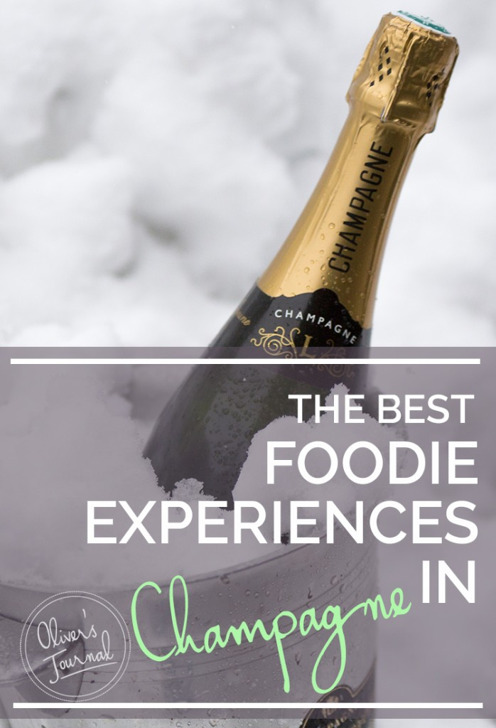 The best foodie experiences in Champagne.