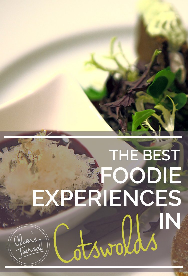 The best foodie experiences in Cotswolds