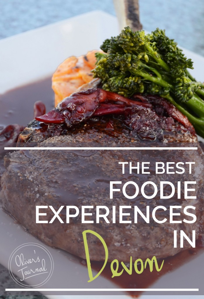 The best foodie experiences in Devon