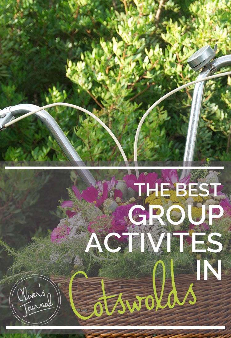 The best group activities in Cotswolds