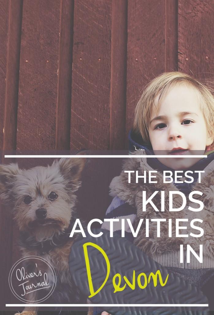 The best kids activities in Devon