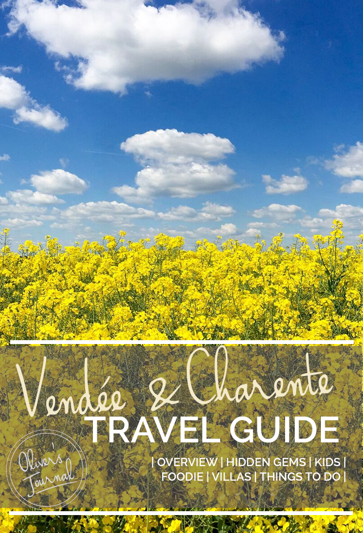 Vendee Charente guide