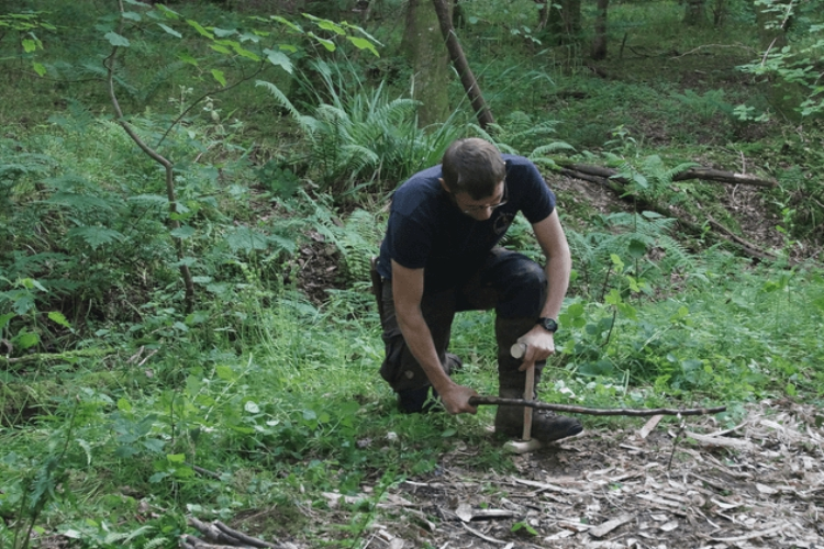 wilderness activities in the cotswolds