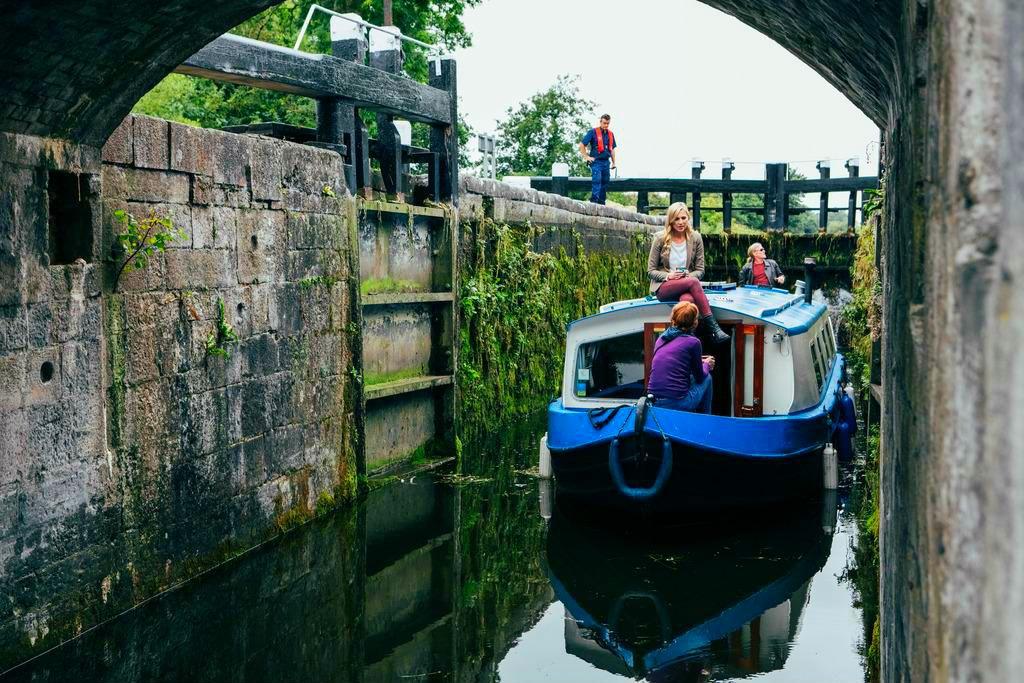 Barge Trip - Ireland