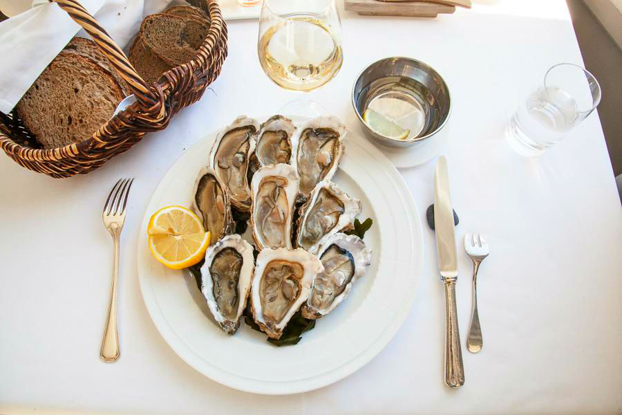 Restaurant le Coquillage - Brittany