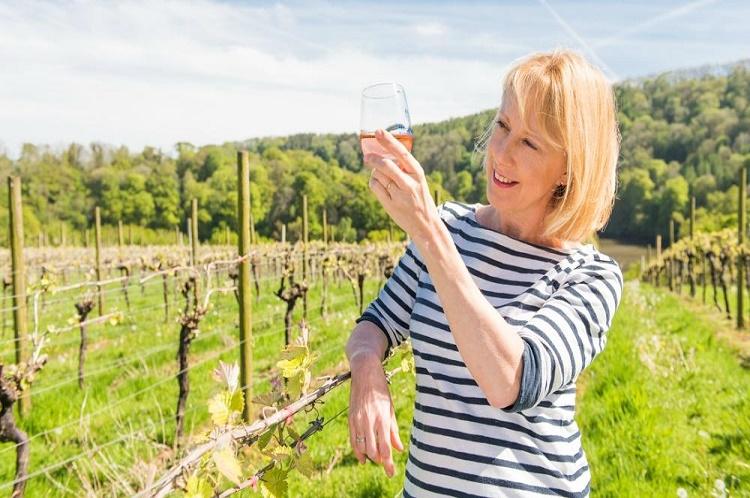 Sharpham Wine and Cheese - Devon
