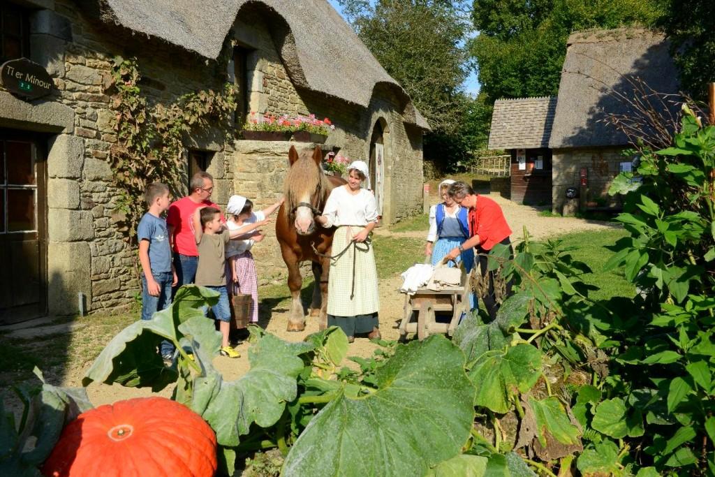 Village de Poul-Fetan - Brittany