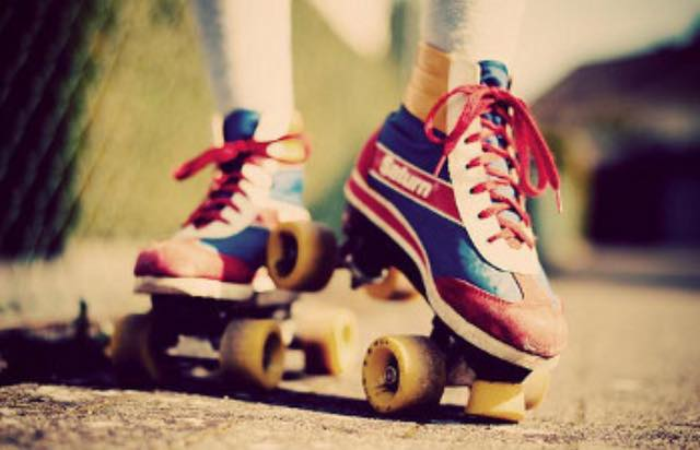 Retro Skate - Norfolk