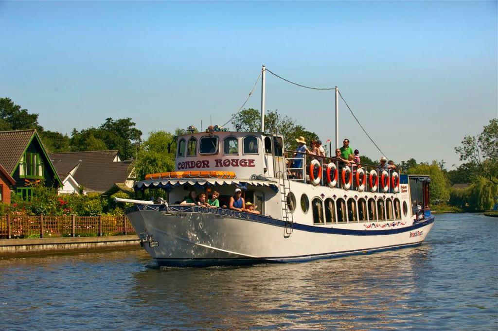 Norfolk Broads River Trips
