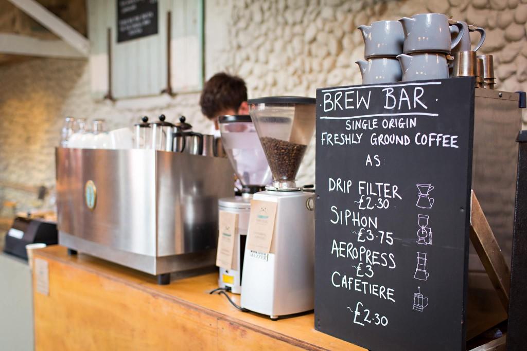Grey Seal Coffee Roaster - Norfolk