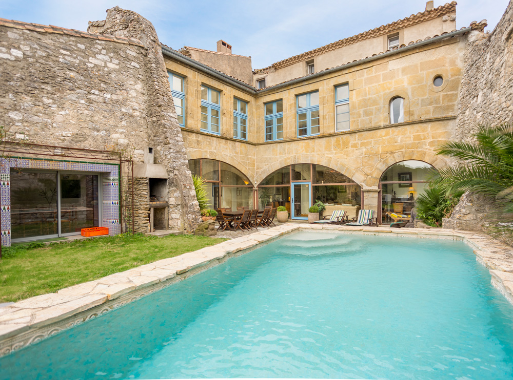 Chateau Asturias - Languedoc - Oliver's Travels