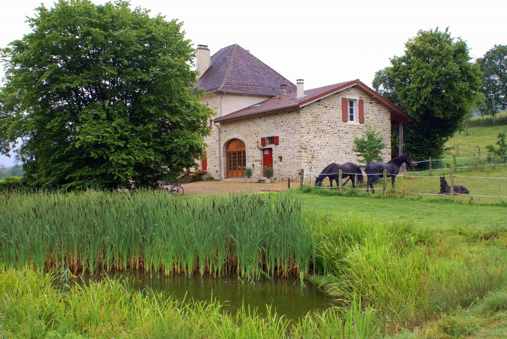 Chateau Beaucharm - Champagne - Oliver's Travels