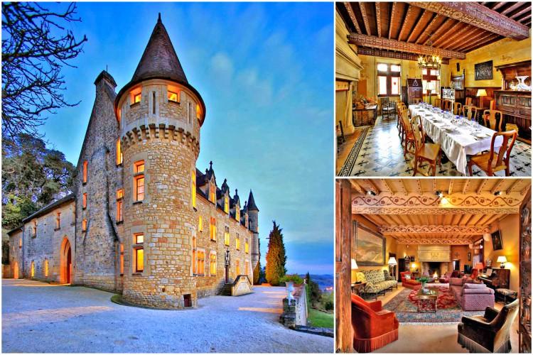 Chateau De Ruffiac - Dorgdone - Oliver's Travels